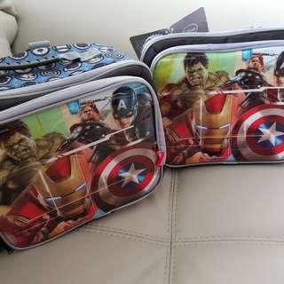 Marvel Hero Lunch Bag