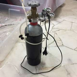 2L CO2 tank