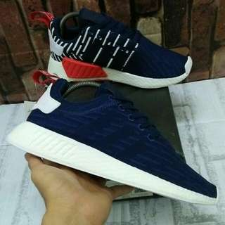 ADIDAS NMD R2 COLLEGIATE NAVY MIRROR QUALITY