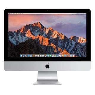 🔥全新最後兩部🔥 21.5-inch iMac with Retina 4K(2015) MK452