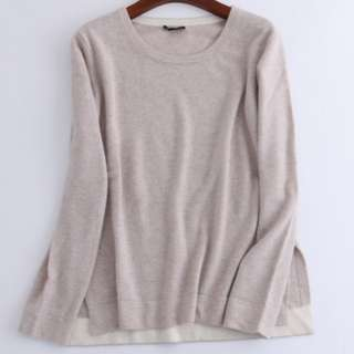 (BRAND NEW) Theory 100% cashmere sweater (Size L)