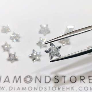 ⭐️星形鑽石⭐️