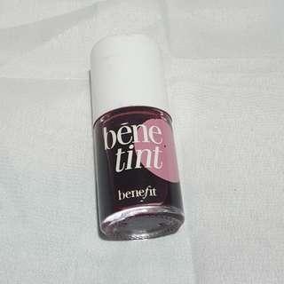 Benefit Lip and Cheek Tint - Bene Tint
