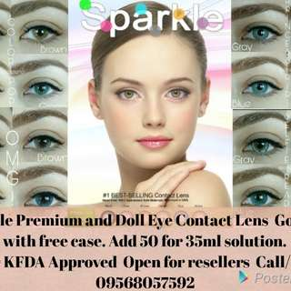 Premium And Doll Eye Contact lens