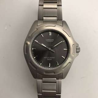 Casio watch LIN108