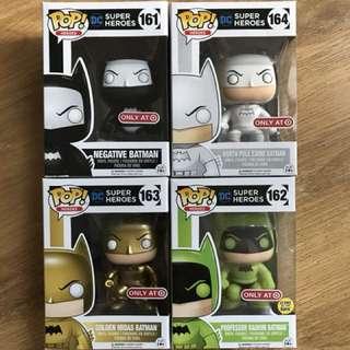 Funko Batman set