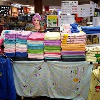 Bamboo Charcoal Towels