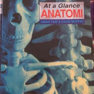 At a glance anatomi
