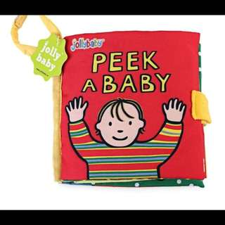 Jollybaby Activity cloth books other