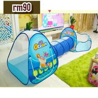 Tent playground for kids