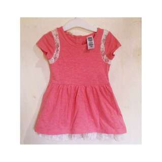 Baby Gap Dress 18mos on tag. Can fit up to 2yrs old