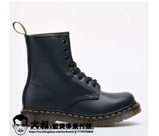 【大叔歐美代購】Dr.Martens 1460 馬丁靴 8孔 真皮 馬丁鞋 / 藏藍色中筒 / 美國代購 可分期!