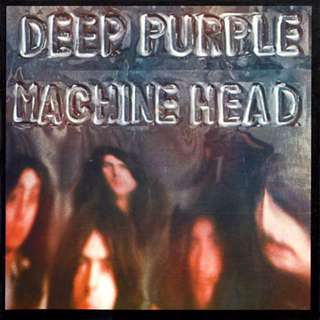 Deep Purple ‎Machine Head cd