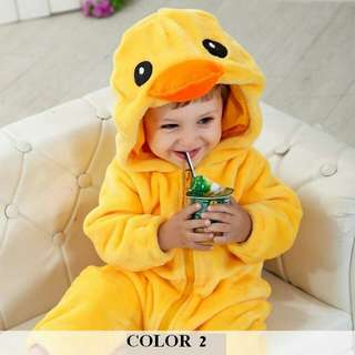 Kid Clothing Infant Coveralls