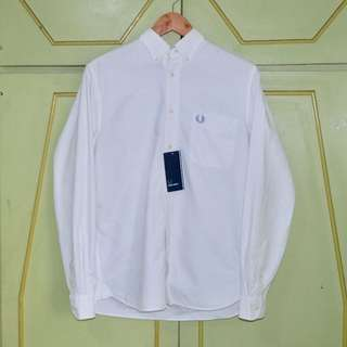 BRAND NEW Fred Perry Oxford Button Down