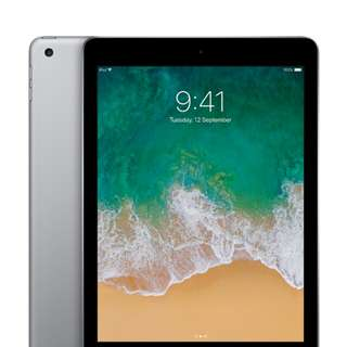 iPad 128gb WiFi+Cellular Space Gray BRAND NEW