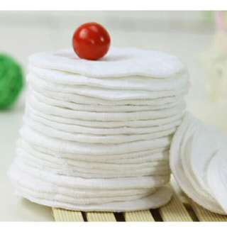 Six Layer Anti-Washable Cotton Breast Pads/10pcs