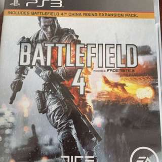 Battlefield 4 PS3 game Dual Shock 3 compatible