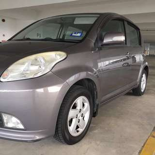MYVI LOW MILEAGE