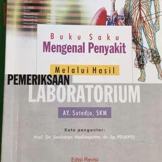 Buku saku pemeriksaan laboratorium