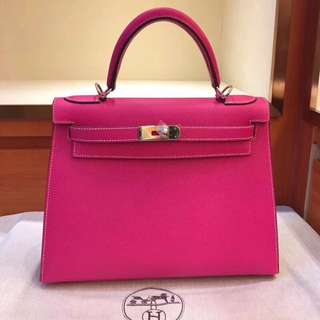 Hermes Kelly Epsom Leather