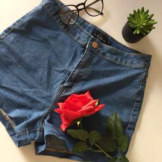 BNWOT factorie 🌊 highwaisted shorts