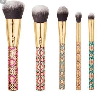Tarte Artful Accessories Brush Set (Holiday Edition)