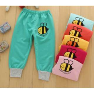 🎇🎇Ready Stock🎇🎇Long Pants - Kids (BEE)