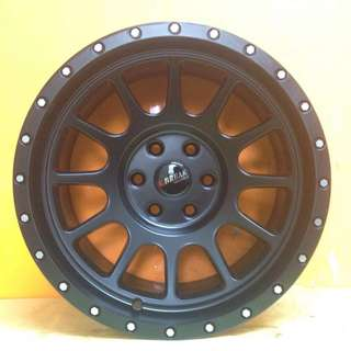 SPORT RIM 4X4 16inch NAVARA K-BREAK DESIGN