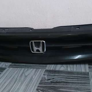 Original Civic Ej Front Grill