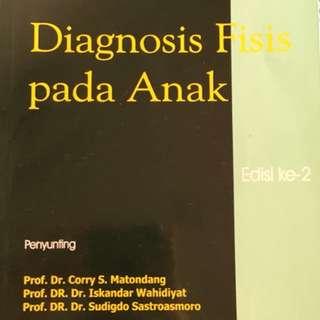 Diagnosis fisis pada anak Edisi 2