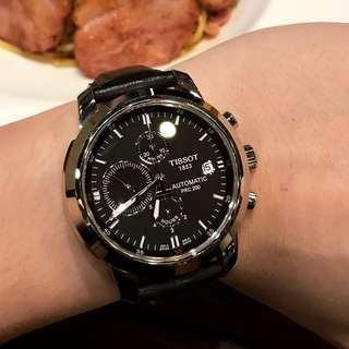 Tissot PRC200 Automatic Chronograph #MIDJAN55