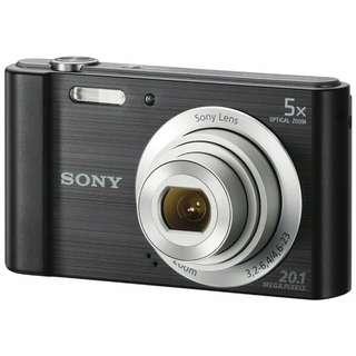 Sony Camera DSC-W800