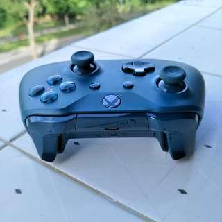 XBOX ONE S Controller (Dark Blue/Green Colour)