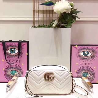 Gucci GG Marmont quilted sling bag