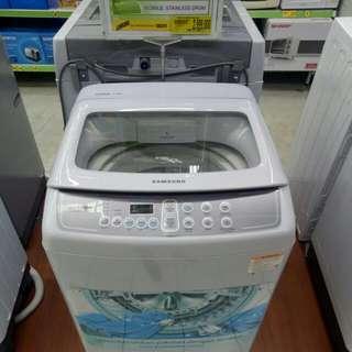 Mesin cuci samsung wa75h4200sgse bisa kredit proses 30ml menit