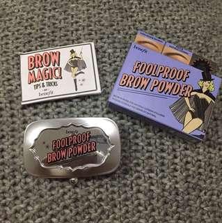Benefit Foolproof Brow Powder shade #5