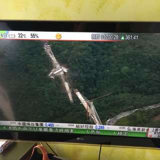 LG 47LH40FD TV 電視