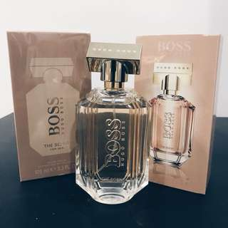 Scent for her