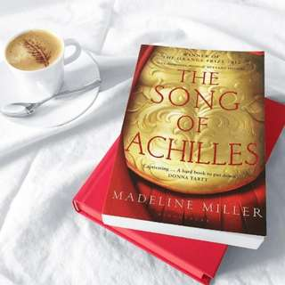 [INSTOCK] The song of Achilles - Madeline Miller
