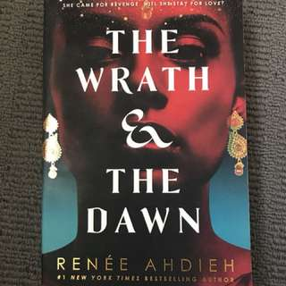 'The Wrath and the Dawn' by Renee Ahdieh