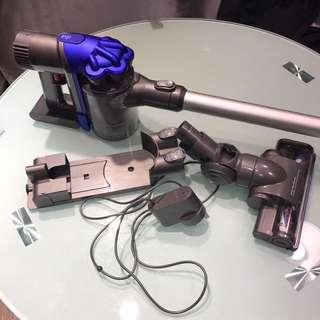 dyson 無綫吸塵機