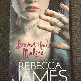 'Beautiful Malice' by Rebecca James