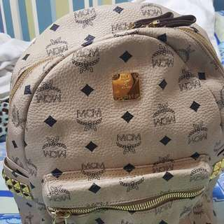 """MCM backpack""""中size"""""""