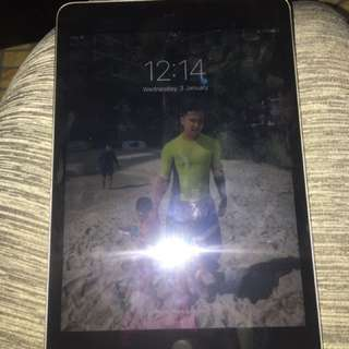 Ipad mini 3 wifi 16Gb fingerprint
