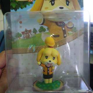 Animal Crossing Amiibo (Isabelle)