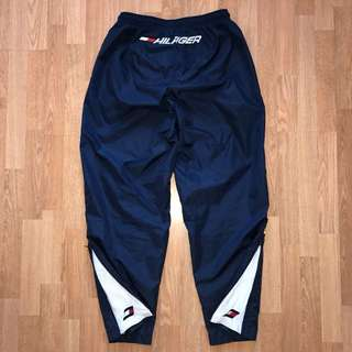 Hilfiger Athletics Zip Parachute Pants