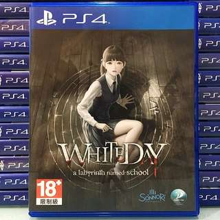 [PS4] White Day