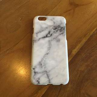 H&M iPhone Marble Case for iPhone 6/6s