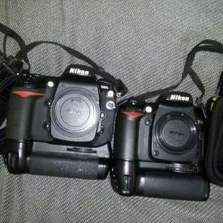 Nikon D300& Nikon D90